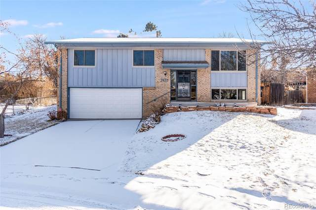 7472 E Bates Drive, Denver, CO 80231 (#6242946) :: The Colorado Foothills Team | Berkshire Hathaway Elevated Living Real Estate