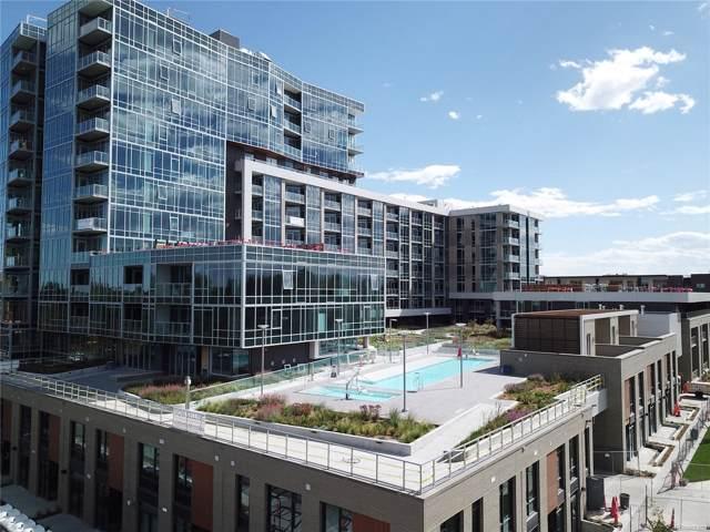 4200 W 17th Avenue #338, Denver, CO 80204 (MLS #6242980) :: 8z Real Estate