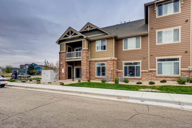 804 Summer Hawk Drive #8101, Longmont, CO 80504 (#6243400) :: Bring Home Denver with Keller Williams Downtown Realty LLC