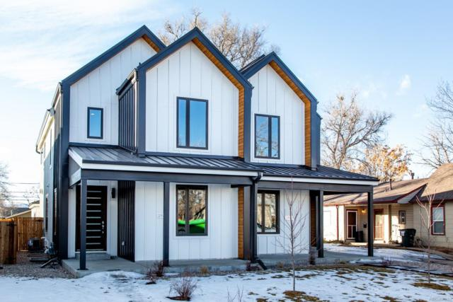 2943 S Delaware Street, Englewood, CO 80110 (#6243473) :: My Home Team