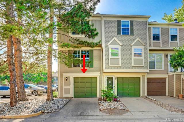 1811 S Quebec Way #129, Denver, CO 80231 (MLS #6243546) :: Clare Day with Keller Williams Advantage Realty LLC