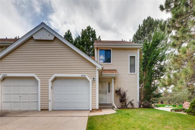 492 S Kalispell Way D, Aurora, CO 80017 (#6243908) :: Relevate | Denver