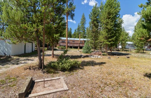 206 County Road 4403, Grand Lake, CO 80447 (#6243963) :: Bring Home Denver