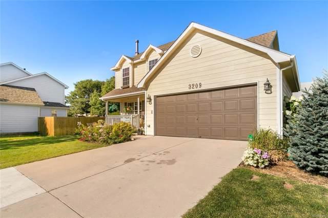 3209 Dickson Court, Evans, CO 80620 (MLS #6244109) :: 8z Real Estate