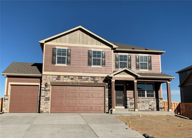 414 Harrow Street, Severance, CO 80550 (MLS #6244378) :: Kittle Real Estate