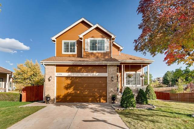 21936 Swale Drive, Parker, CO 80138 (#6244592) :: The DeGrood Team