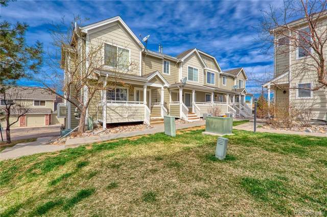 19152 E Wyoming Place #104, Aurora, CO 80017 (#6244683) :: Bring Home Denver with Keller Williams Downtown Realty LLC