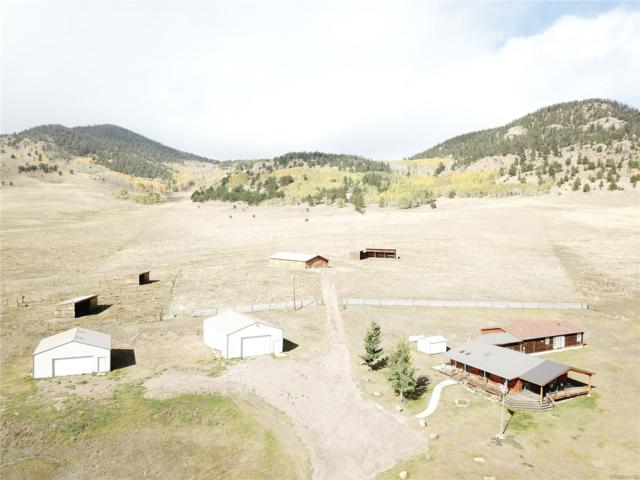 4269 County Road 358, Westcliffe, CO 81252 (#6244870) :: The Galo Garrido Group