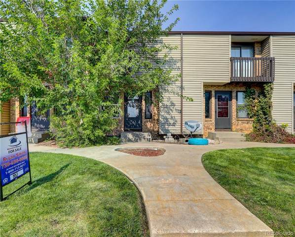 2413 W 27th Street #6, Greeley, CO 80634 (#6245222) :: Bring Home Denver with Keller Williams Downtown Realty LLC