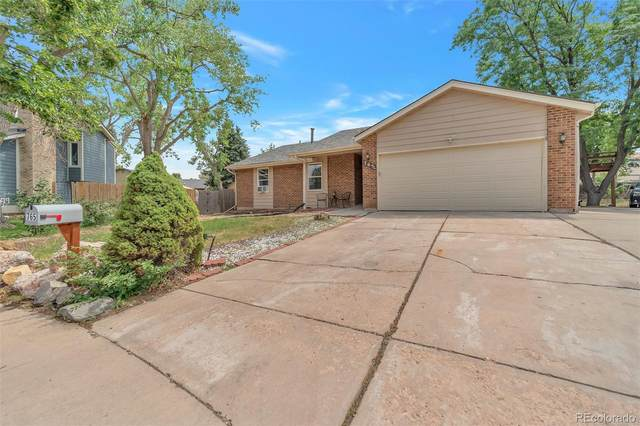 765 S Ouray Street, Aurora, CO 80017 (MLS #6245332) :: 8z Real Estate