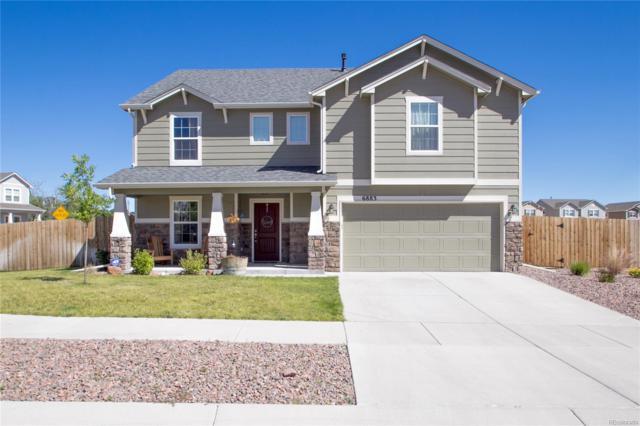 6883 Gold Drop Drive, Colorado Springs, CO 80923 (#6245342) :: The Peak Properties Group