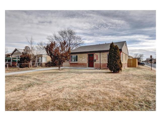 3500 Krameria Street, Denver, CO 80207 (#6245380) :: House Hunters Colorado