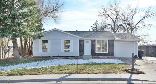 2742 E 98th Place, Thornton, CO 80229 (#6245443) :: James Crocker Team