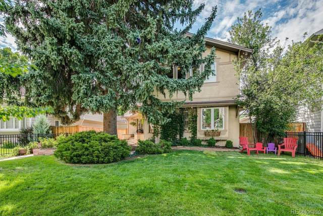 1421 S Steele Street, Denver, CO 80210 (#6246699) :: The Colorado Foothills Team | Berkshire Hathaway Elevated Living Real Estate