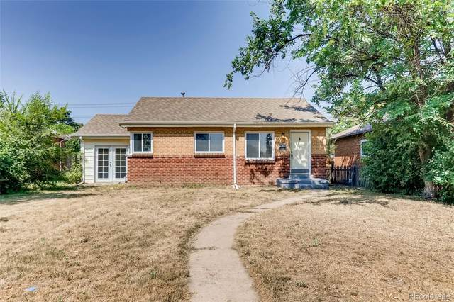 2515 Olive Street, Denver, CO 80207 (#6246726) :: THE SIMPLE LIFE, Brokered by eXp Realty