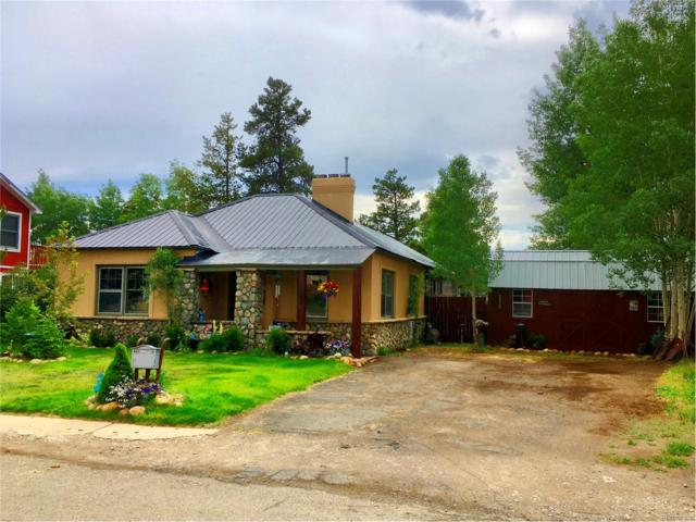 1608 Mount Wilson Drive, Leadville, CO 80461 (MLS #6246776) :: 8z Real Estate