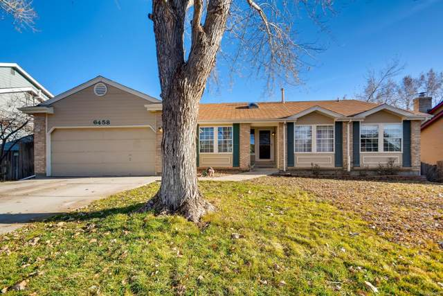 6458 S Parfet Way, Littleton, CO 80127 (#6248013) :: The DeGrood Team
