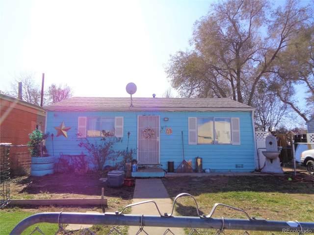 1546 W Bayaud Avenue, Denver, CO 80223 (#6248071) :: The Brokerage Group