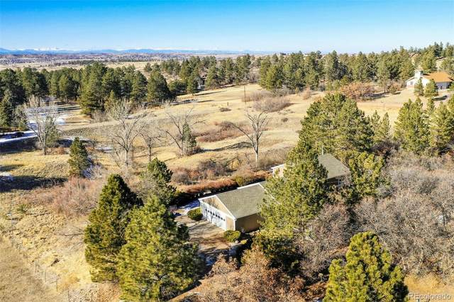 2869 Lost Lake Trail, Franktown, CO 80116 (#6248205) :: The Gilbert Group