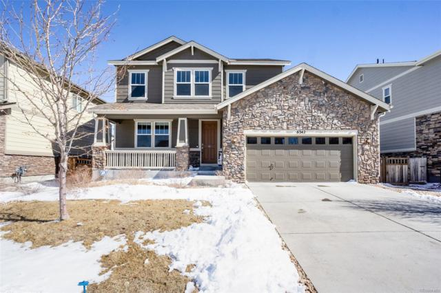6342 N Dunkirk Court, Aurora, CO 80019 (#6248233) :: Compass Colorado Realty