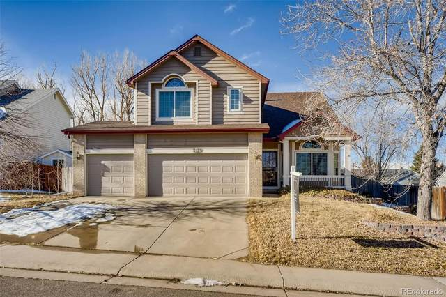 5727 S Quemoy Way, Centennial, CO 80015 (#6248264) :: The Healey Group