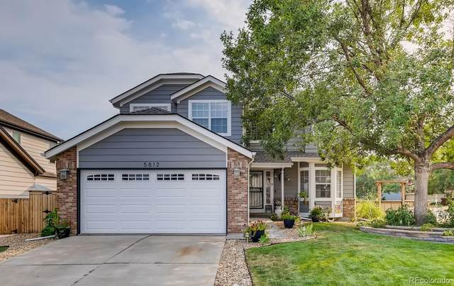 5812 Pomona Drive, Arvada, CO 80003 (MLS #6248647) :: 8z Real Estate
