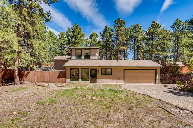 1254 Terri Lane, Woodland Park, CO 80863 (MLS #6249072) :: 8z Real Estate