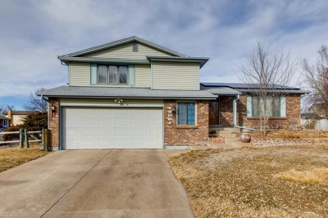 15801 E Tennessee Place, Aurora, CO 80017 (#6249918) :: The Heyl Group at Keller Williams