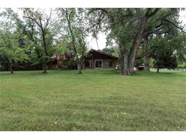745 Front Range Road, Littleton, CO 80120 (MLS #6250123) :: 8z Real Estate