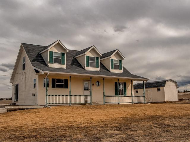 3432 Green Mountain Circle, Parker, CO 80138 (MLS #6250148) :: 8z Real Estate