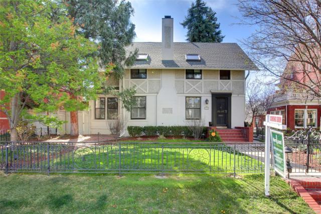 315 N Humboldt Street, Denver, CO 80218 (#6250210) :: Wisdom Real Estate