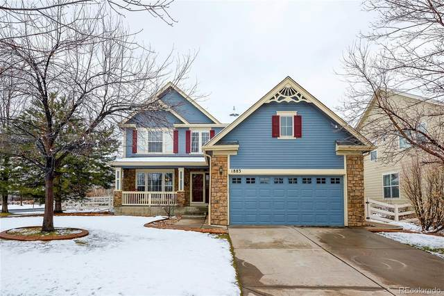 1883 W 131st Drive, Westminster, CO 80234 (#6250223) :: The Harling Team @ HomeSmart