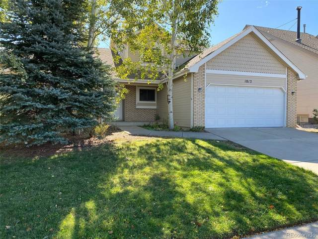 1813 Overlook Drive, Fort Collins, CO 80526 (#6250244) :: The DeGrood Team