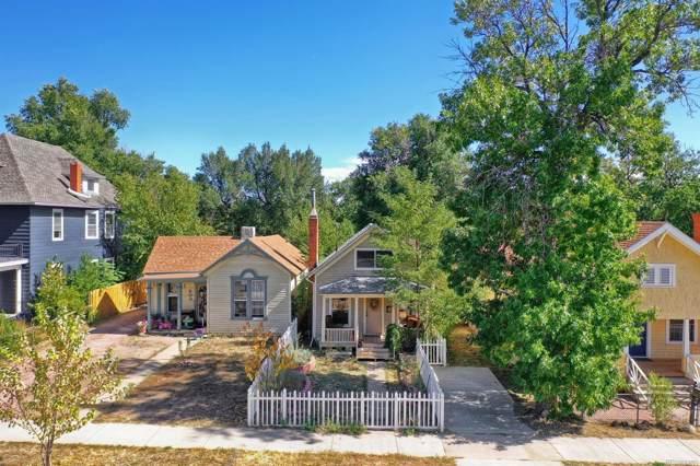 507 N Wahsatch Avenue, Colorado Springs, CO 80903 (#6250331) :: Venterra Real Estate LLC