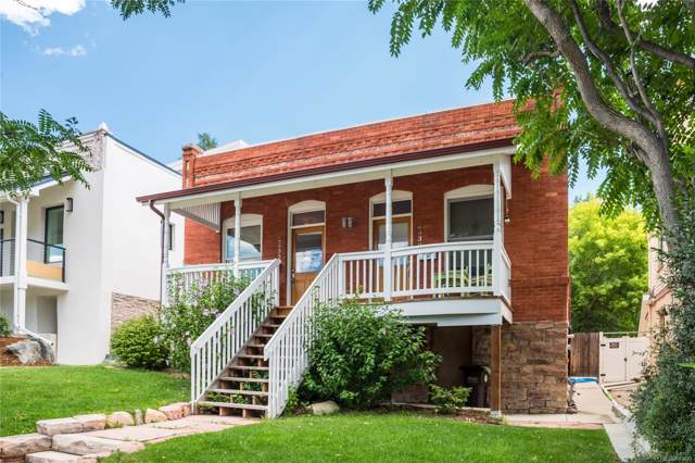 2330 14th Street #2, Boulder, CO 80304 (#6250337) :: The Heyl Group at Keller Williams