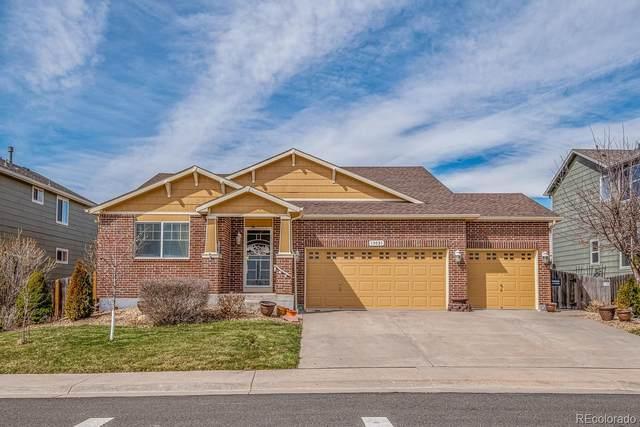 13021 Newport Street, Thornton, CO 80602 (MLS #6250484) :: 8z Real Estate