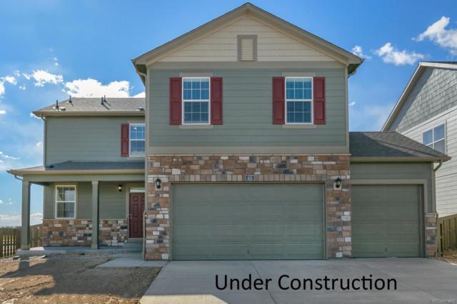 395 4th Street, Severance, CO 80550 (MLS #6250988) :: 8z Real Estate