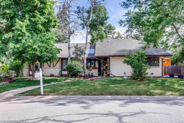 15698 E Monmouth Place, Aurora, CO 80015 (#6251138) :: The Peak Properties Group