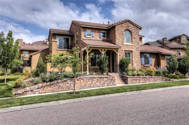 9376 Sori Lane, Highlands Ranch, CO 80126 (#6251476) :: 5281 Exclusive Homes Realty