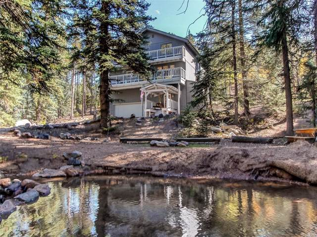 8222 S Brook Forest Road, Evergreen, CO 80439 (#6251525) :: Berkshire Hathaway Elevated Living Real Estate