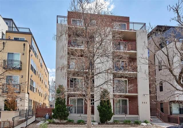 352 S Lafayette Street #304, Denver, CO 80209 (#6251652) :: Colorado Home Finder Realty