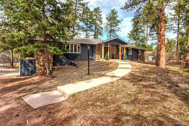 4711 Cheyenne Drive, Larkspur, CO 80118 (#6252113) :: Keller Williams Action Realty LLC