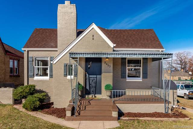 3457 N Steele Street, Denver, CO 80205 (#6252269) :: Wisdom Real Estate