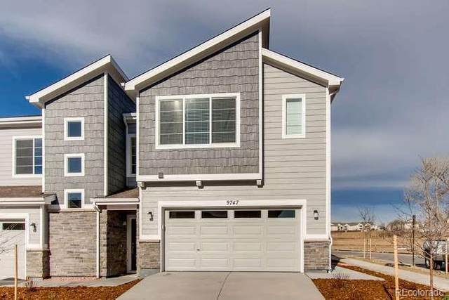 4367 E 98th Place, Thornton, CO 80229 (#6252515) :: iHomes Colorado
