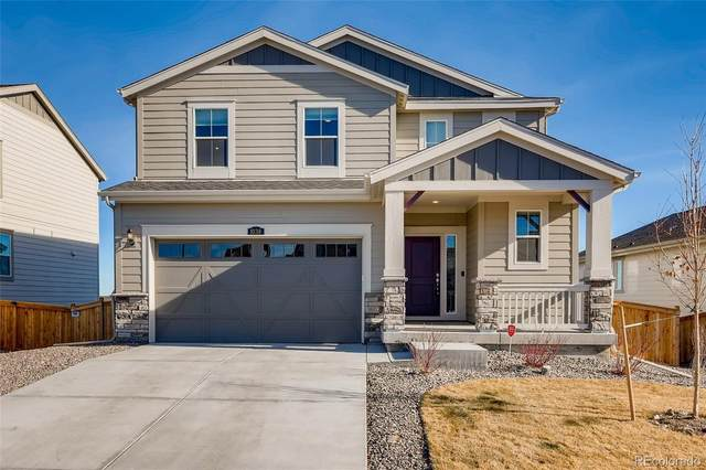 1038 Black Saddle Street, Elizabeth, CO 80107 (#6252538) :: Arnie Stein Team | RE/MAX Masters Millennium