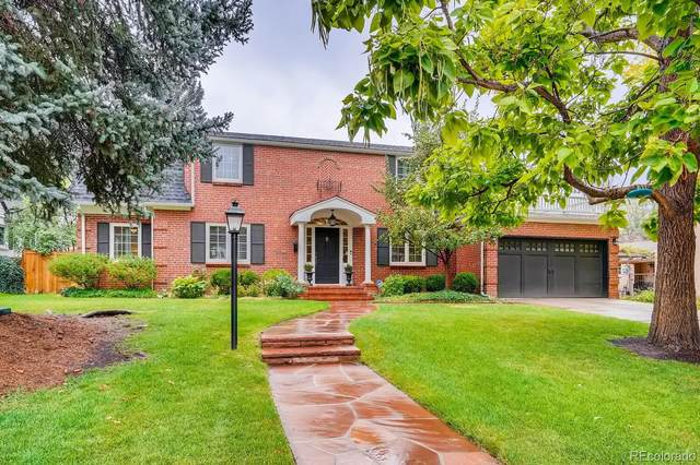 635 Eudora Street, Denver, CO 80220 (MLS #6252712) :: Neuhaus Real Estate, Inc.