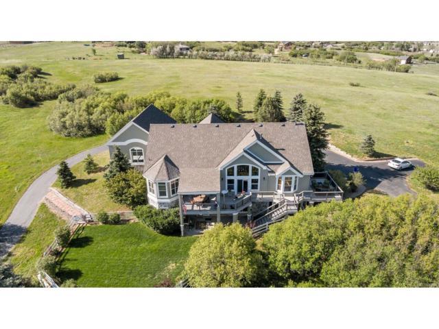 3836 Little Bear Lane, Sedalia, CO 80135 (MLS #6253015) :: 8z Real Estate