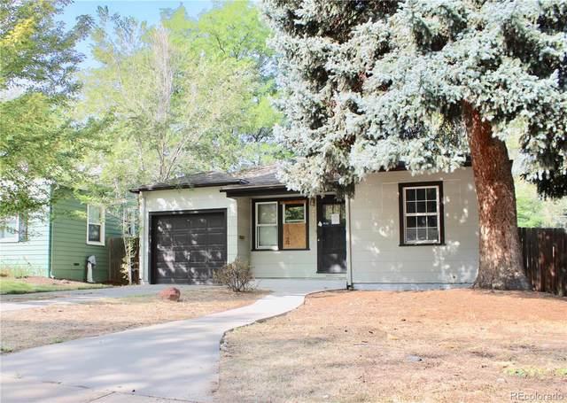2651 S Williams, Denver, CO 80210 (MLS #6253126) :: 8z Real Estate