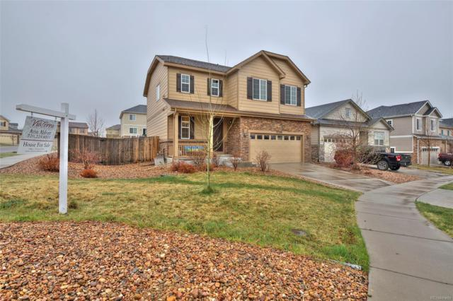 25286 E Lake Drive, Aurora, CO 80016 (#6253573) :: The HomeSmiths Team - Keller Williams
