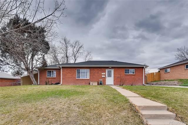 1330 E 89th Avenue, Thornton, CO 80229 (MLS #6254173) :: The Sam Biller Home Team